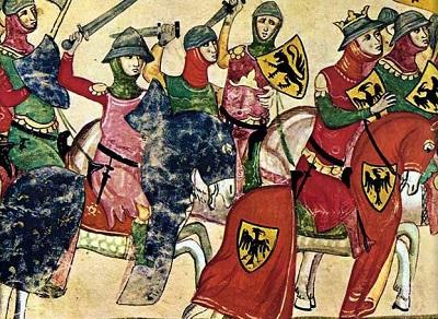 Battaglia di Montaperti – Fine dell'egemonia Ghibellina in Toscana
