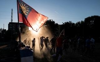 Il gol della bandiera