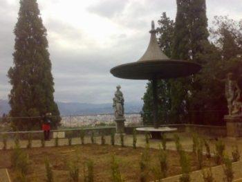 Villa dell'Ombrellino e l'amante del Re
