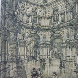 """La Firenze che NON fu (4): la """"Galleria Mussolini"""""""