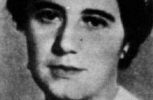 Anna Maria Enriques Agnoletti