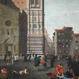 Firenze al tempo della peste nera, pandemia mondiale del 1348, prima parte