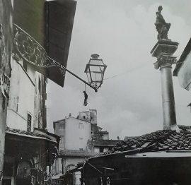 Firenze com'era, il punto zero
