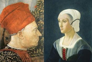 Piero e Lucrezia