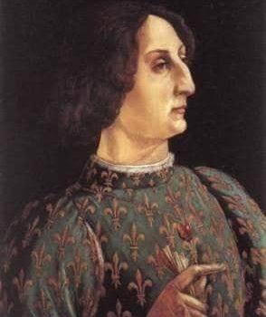 La visita di Galeazzo Maria Sforza a Lorenzo il Magnifico