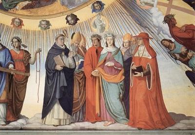 Viaggio indietro nel tempo nella Firenze di Dante, 13 parte