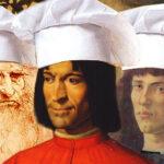 Metti una sera a cena con  Leonardo da Vinci e Alessandro Filipepi (Botticelli)