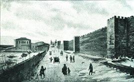 Per non pagar gabella… la dogana a Firenze