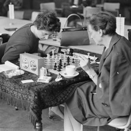 L'epoca d'oro dello scacchismo fiorentino, 2° Parte