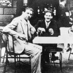 L'epoca d'oro dello scacchismo fiorentino 3° Parte: Eugenio Montale