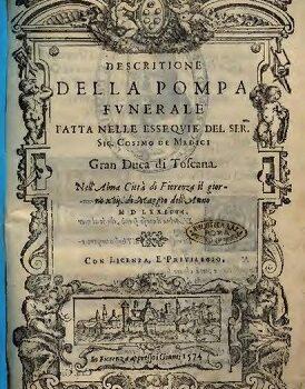 Interviste impossibili: Cosimo, Francesco e Ferdinando De' Medici, 4° parte