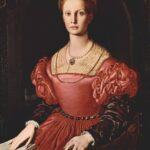 Il primo amore di Cosimo: Lucrezia Pucci