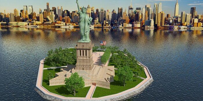 Statua della Libertà di NY, ha ispirazione fiorentina?