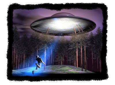 Rapito dagli alieni a Monte Morello