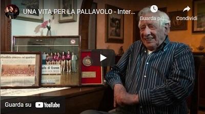 Una vita per la pallavolo: Luciano Turrini