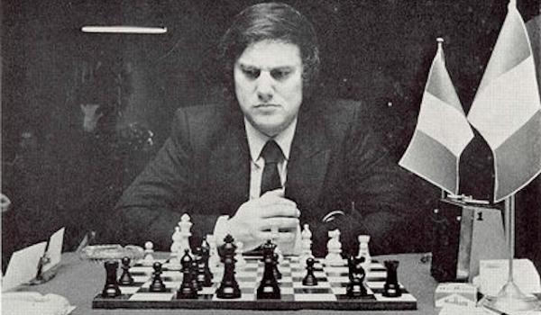 L'epoca d'oro dello scacchismo fiorentino 8° Parte: Sergio Mariotti
