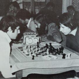 L'epoca d'oro dello scacchismo fiorentino – 9° Parte: Firenze i grandi maestri