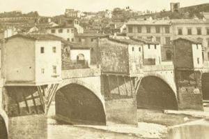 Il ponte di Rubaconte o Ponte alle Grazie